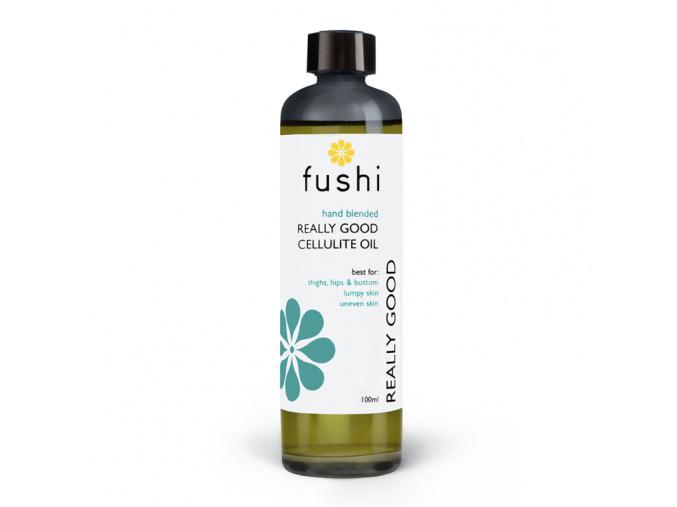 fushi really good cellulite oil olej na celulitidu new