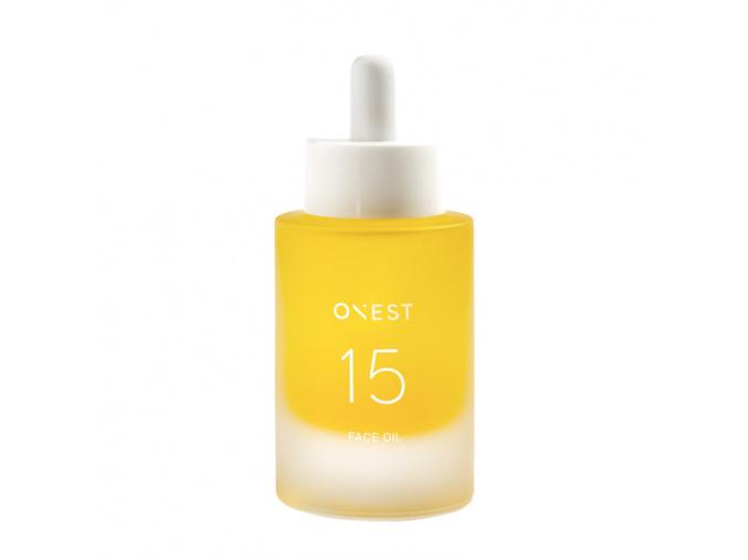 onest 15 face oil olej na tvar