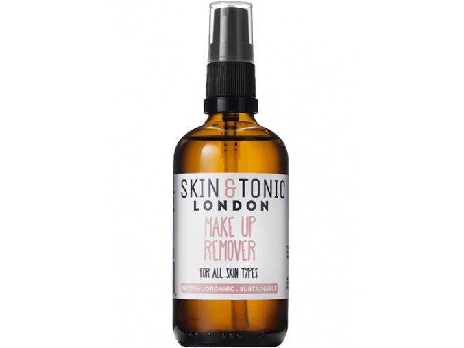 skin tonic makeup remover olej na odlicovanie