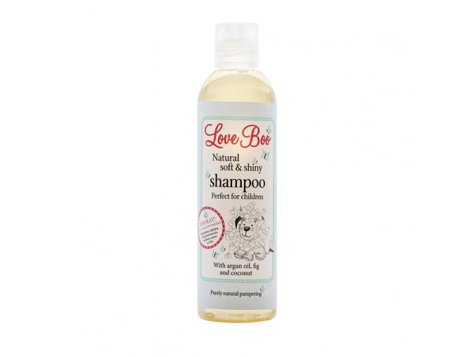 love boo soft shiny shampoo hebky leskly sampon