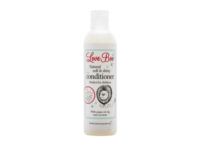 love boo soft shiny conditioner hebky leskly kondicioner