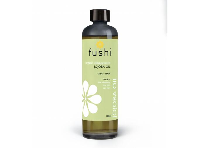 fushi organic jojoba oil bio jojobovy olej new