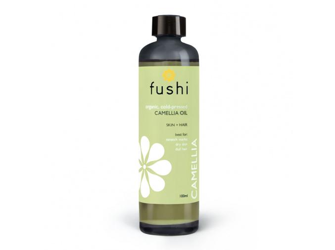 fushi organic camellia oil bio kameliovy olej