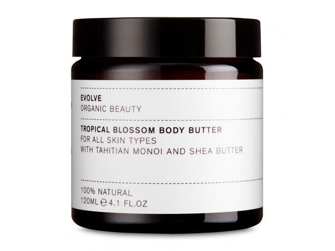 evolve tropical blossom body butter telove maslo 120 ml