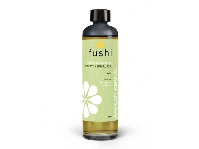 fushi organic apricot kernel oil bio olej z marhulovych jadier