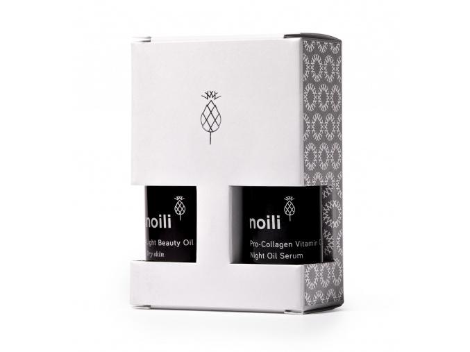 noili travel set light dry skin sucha plet