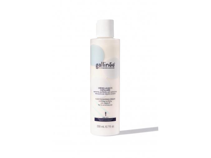Gallinee Soothing Cleansing Cream Upokojujuci cistiaci krem na vlasy