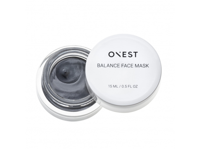 onest balance face mask pletova maska mini 15ml