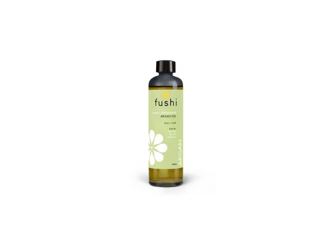 fushi organic argan oil bio arganovy olej novy obal