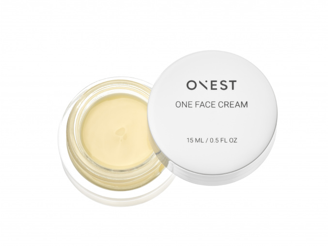 onest one face cream pletovy krem mini