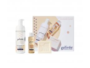 gallinee microbiome glow set 1