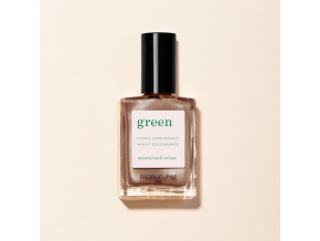 manucurist green nail polish lak na nechty bronze