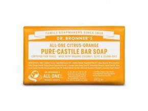 drbronners pure castile bar soap citrus tuhe kastilske mydlo citrus