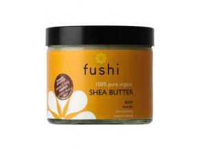 fushi organic shea butter bio bambucke maslo new