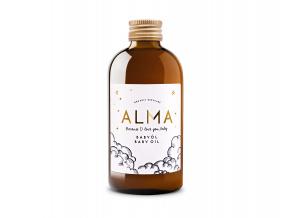 alma baby oil olej pre deti
