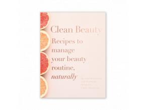 clean beauty book kniha