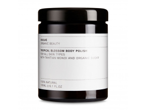 evolve tropical blossom body polish telovy peeling 180 ml