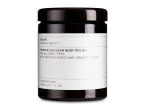 evolve tropical blossom body polish telovy peeling 180 ml