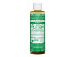 drbronners pure castile soap almond tekute kastilske mydlo mandla