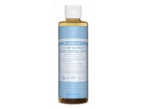 drbronners pure castile soap baby mild tekute kastilske mydlo detske neparfemovane