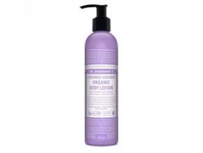 drbronners organic body lotion lavender coconut elove mlieko levandula kokos
