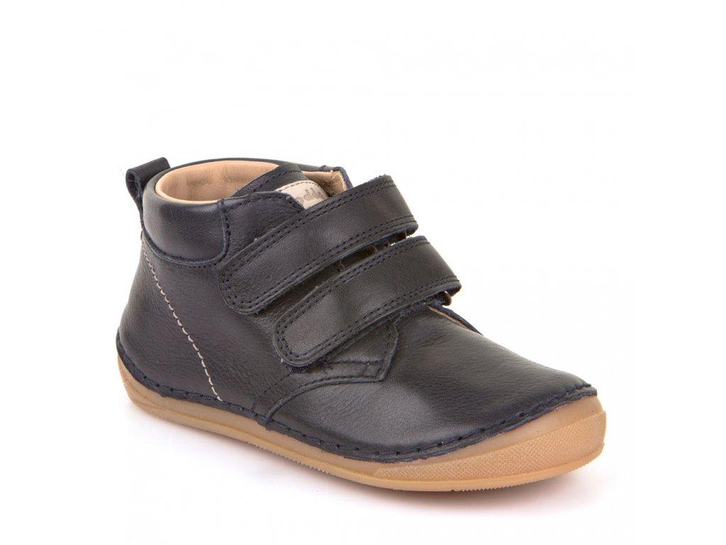 b13dacb697d Froddo celoroční kotníkové boty tmavě modré suchý zip G2130132 ...
