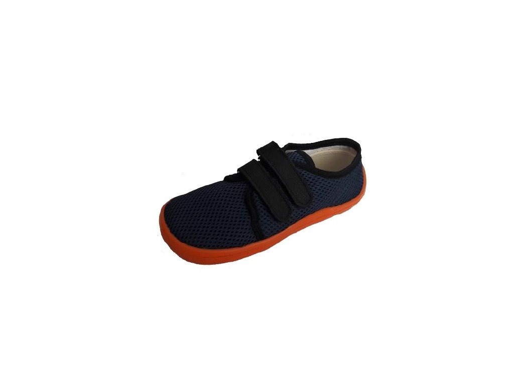 4c10292fd456 Beda barefoot Blue Mandarine - Aner Shoes Barefoot