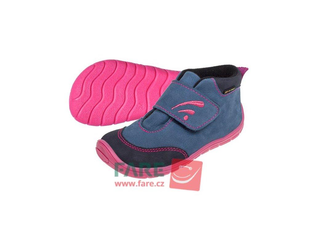a437139a09f Fare Bare dětské vyšší celoroční boty 5121251 - Aner Shoes Barefoot