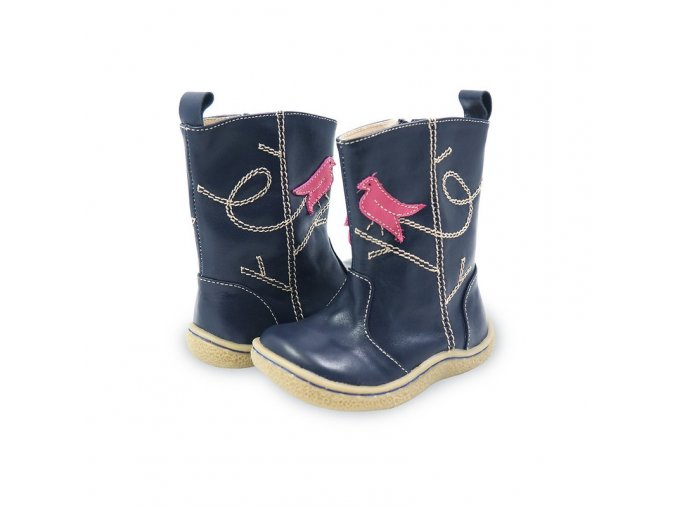 livieluca pio pio boot navy blue