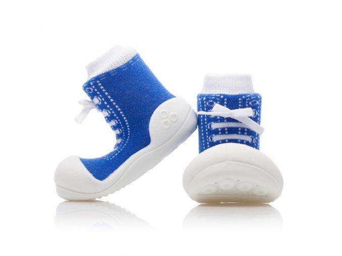 5 Sneakers Blue 1