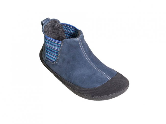 Portia blue ankle re