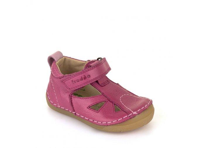 Froddo sandály fuchsia