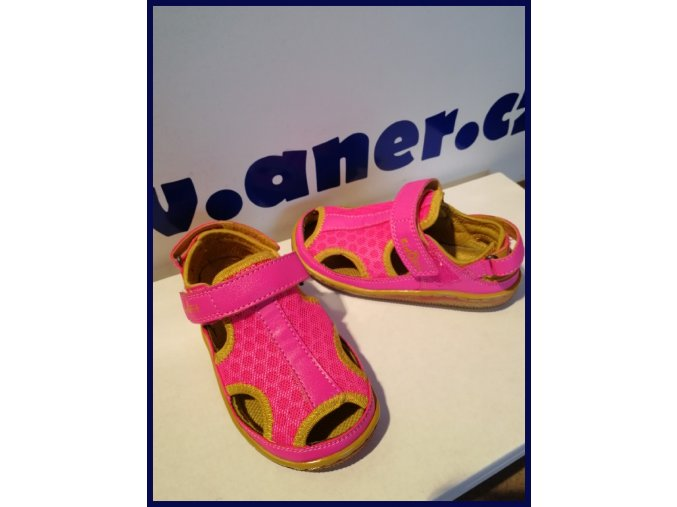 kidofit sandale pink