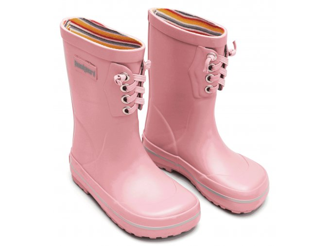 vyr 334rubber boots classic old rose