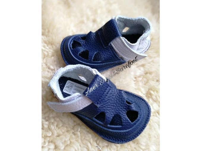 Baby Bare Shoes Summer Gravel