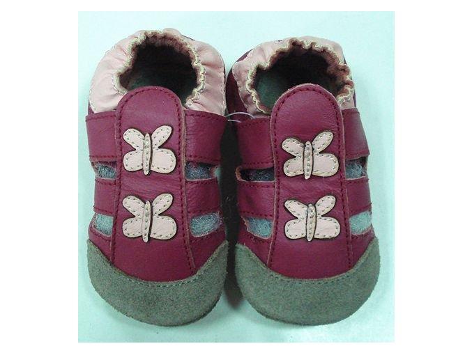 Taptapi sandals butterfly