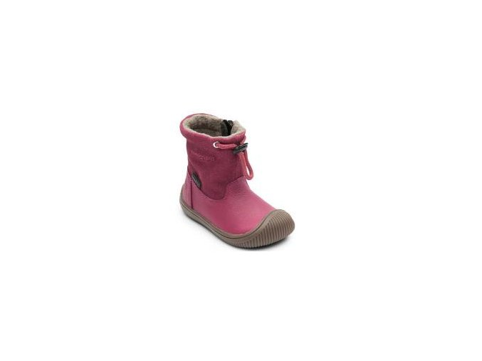 Bundgaard Kids Boot Walk Tex Pull On Rose Wine