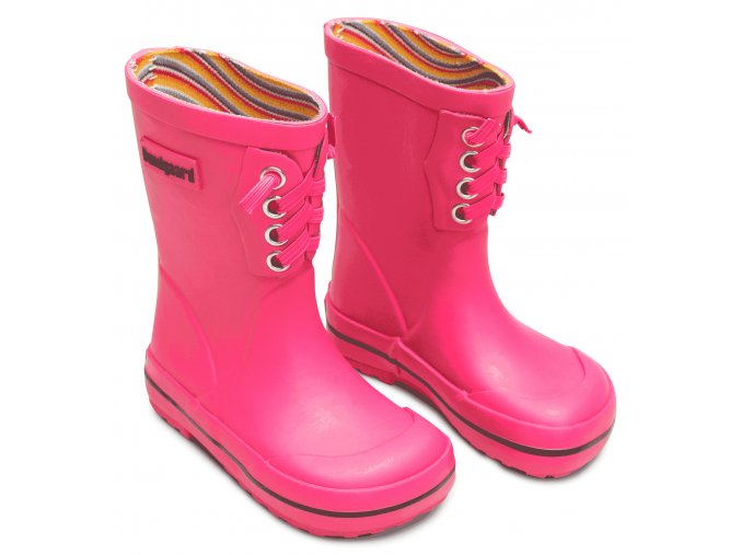 vyr 335rubber boots classic raspberry