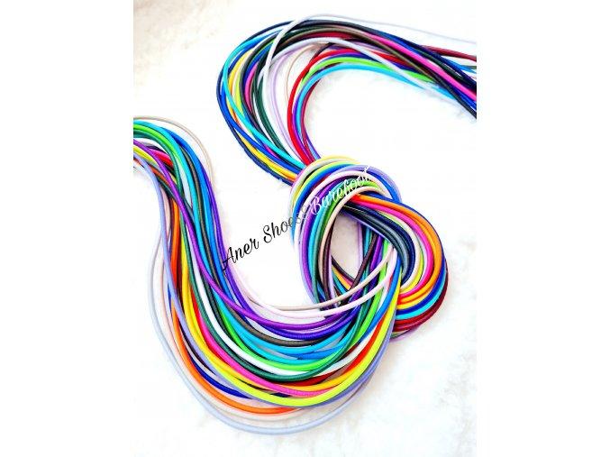 mix barevné pruženky