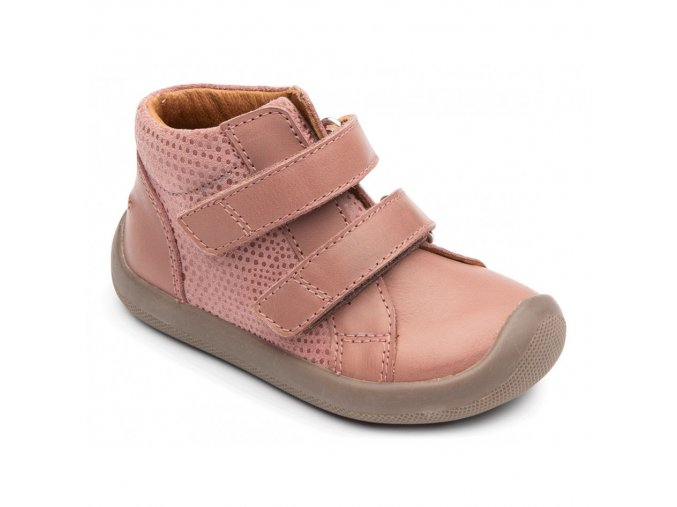 bundgaard the walk velcro rose glitter