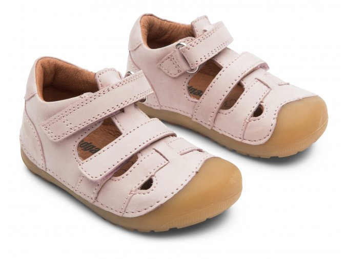 bundgaard petit sandal old rose