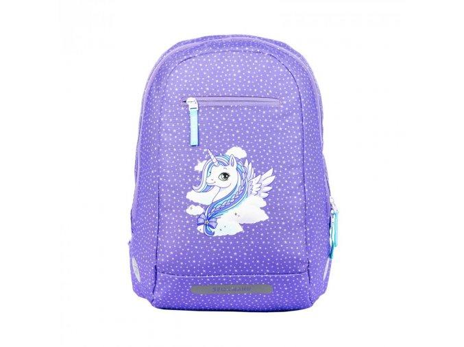 Beckmann předškolní batoh Purple Unicorn 2019