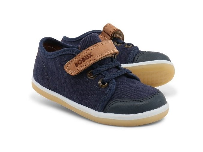 Bobux relax trainer navy