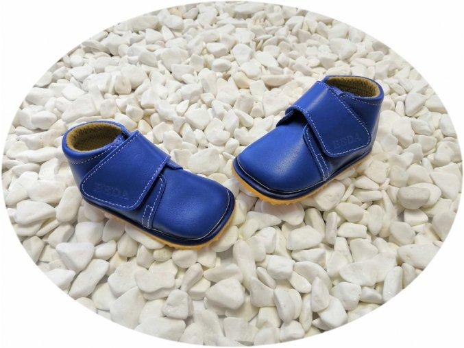 beda barefoot BF060010K1W vyšší modrá