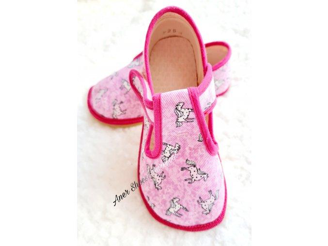 Beda papucky prezuvky barefoot konik