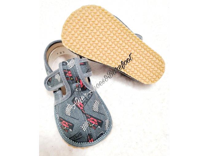 Beda barefoot papuce uzsi formule