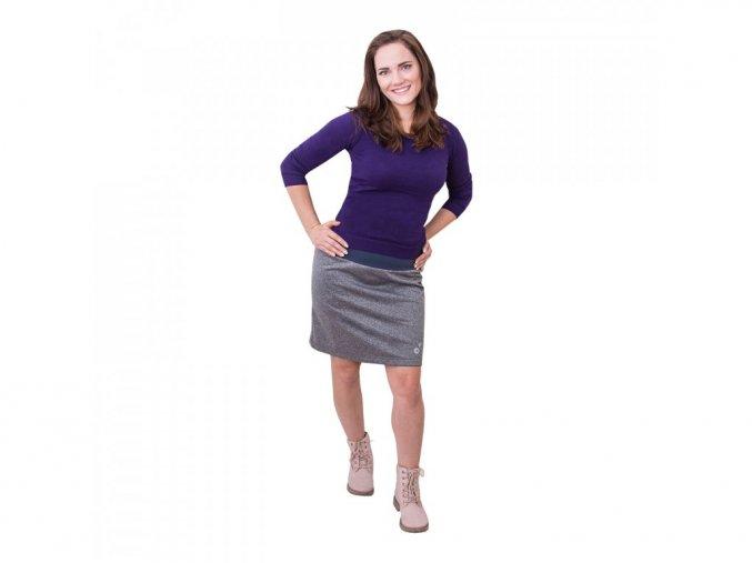 unuo dámská softshellová sukně