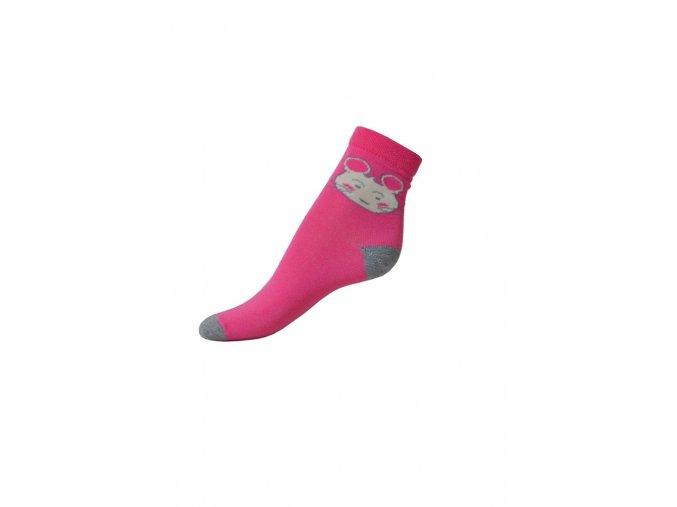 ponožky Knebl Hosiery myška