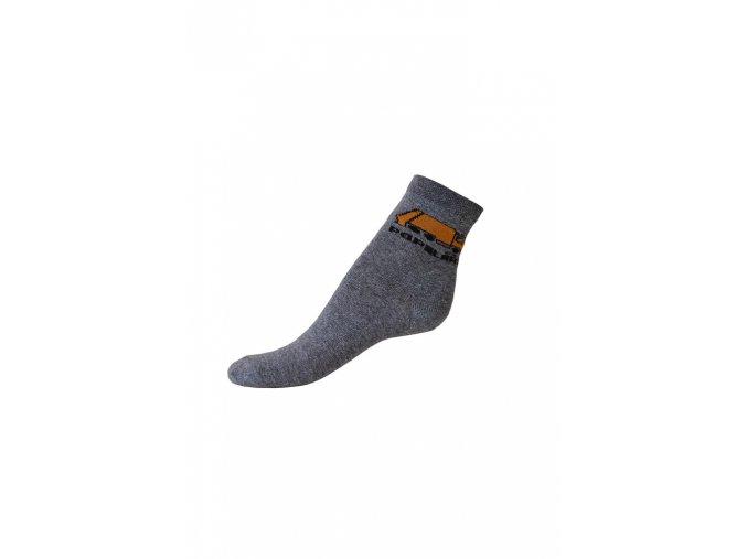 knebl hosiery ponozky popelari
