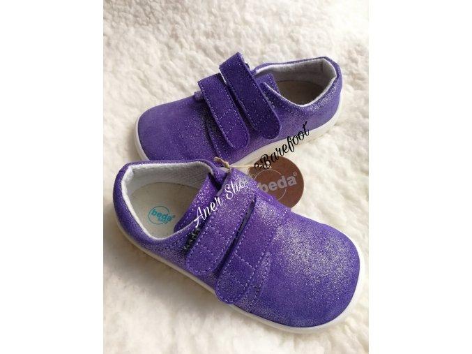 Beda Barefoot Violett nízký